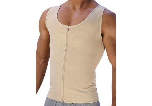 Rounderbum Xtreme Compression Shirt T-Shirt Nude