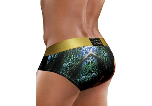 Danny Miami Regal Habitat Brief Underwear Multi