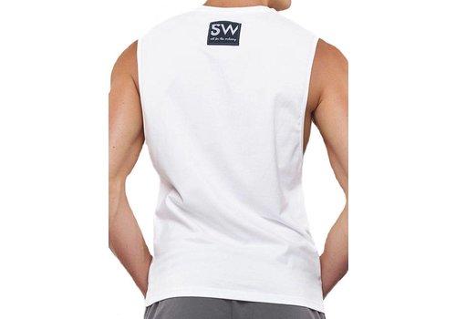 Supawear Team Supa Tank Top White