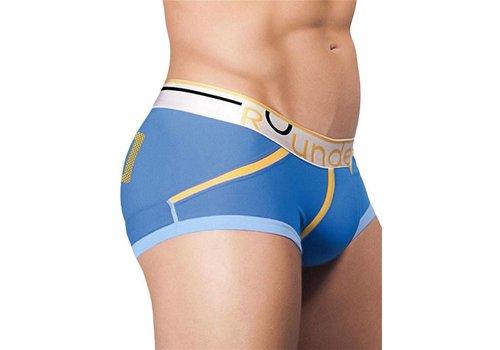 Rounderbum 1980 Anatomic Boxer Underwear Sky Blue