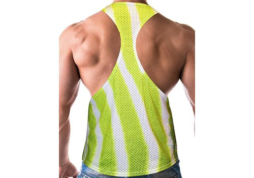 Danny Miami Sea Lime Tank Top Multi