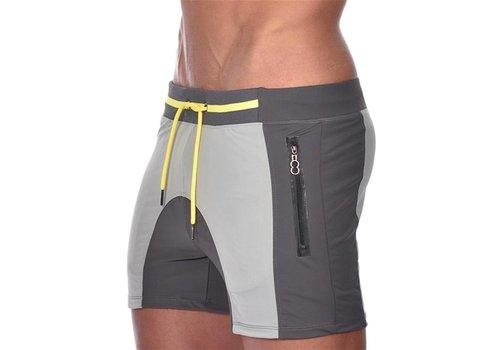 2Eros Pro Aktiv Gym Shorts Titanium