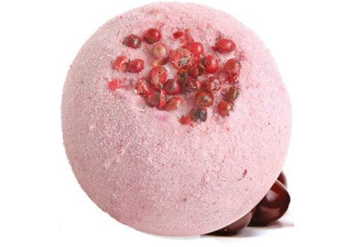 Handgemaakte Bad Bruisbal - Cherry