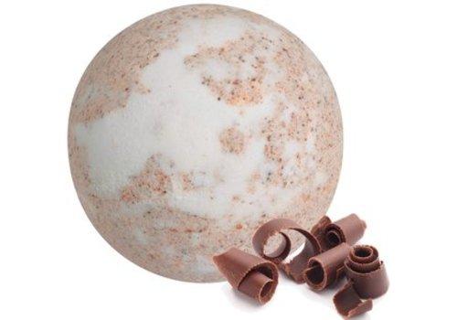 4 x Handgemaakte Bad Bruisbal - Chocolade