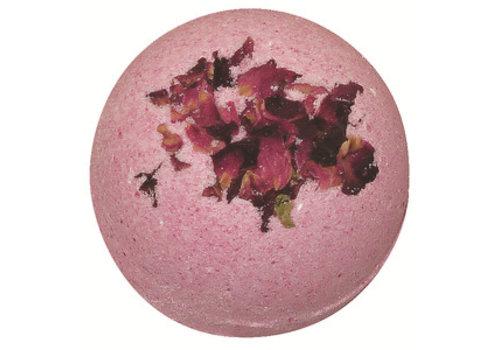 Aromaesti Bath bomb rose petals