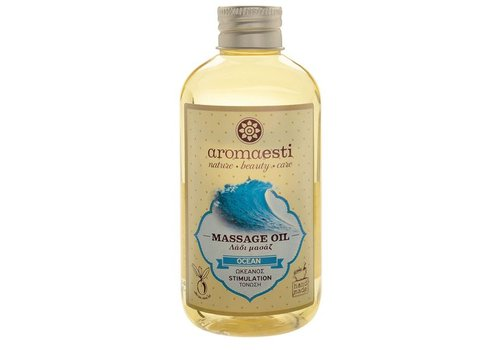 Natuurlijke Massage-olie ocean (stimulation) 200ml