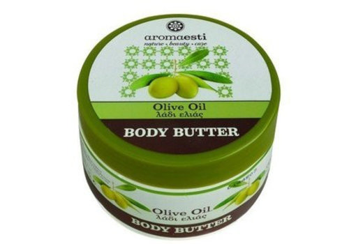 Aromaesti Body Butter natural