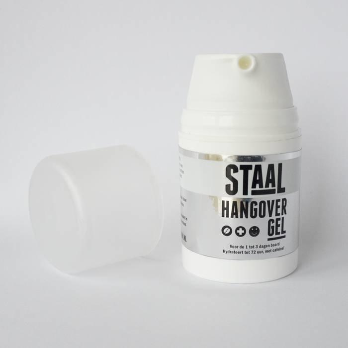 STAAL Hangover Gel 50ml, Hydraterende Gel met Vitamine A