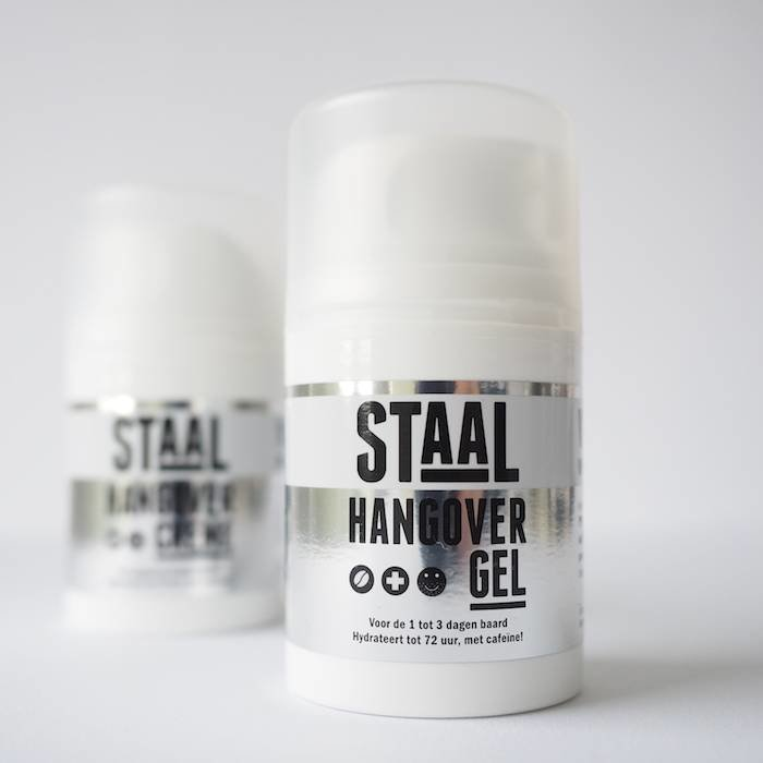 Duo STAAL Hangover Gel, geen verzendkosten