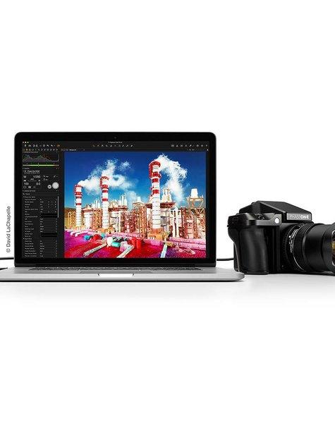 Digitale Mittelformat-Kamera ohne Sucher