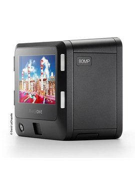 Phase One IQ1 80MP Digitalback RENT!