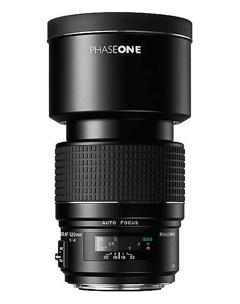 Phase One 4,0/120mm MF Macro Objektiv