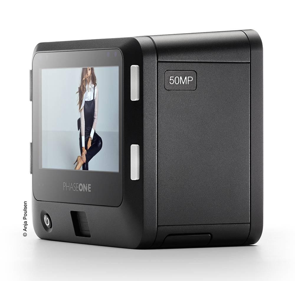Phase One IQ1 50MP Digitalback