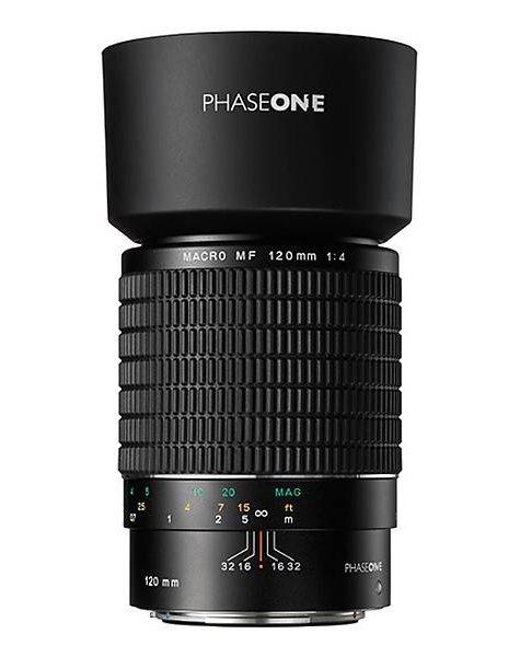 Phase One Digital 4,0/120mm MF Macro