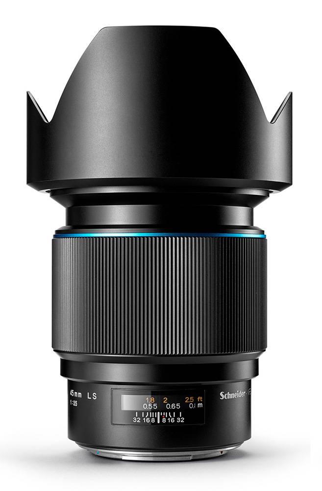 Phase One Schneider Kreuznach 3,5/45mm LS Blue Ring