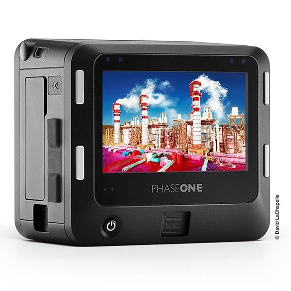 Phase One IQ3 80MP Digitalback