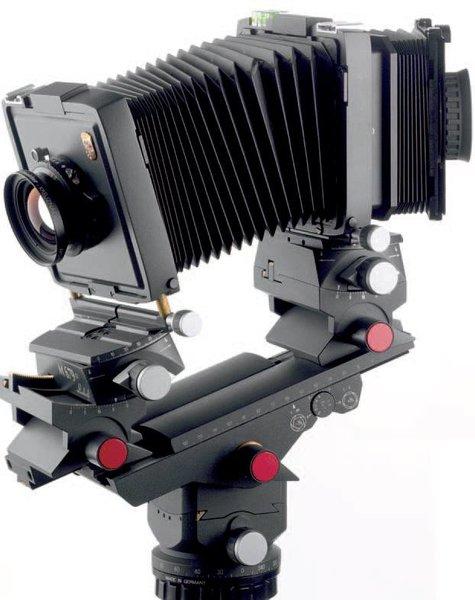 Linhof M 679 cs Kameragehäuse