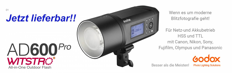 GODOX AD600 PRO Launch
