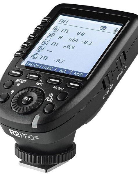 Godox Godox Xpro-F TTL Funksteuerung