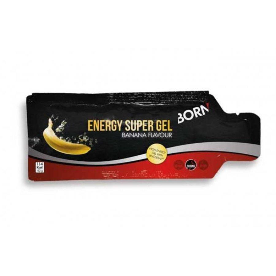 Born Energy Super Gel (40gr) Banana