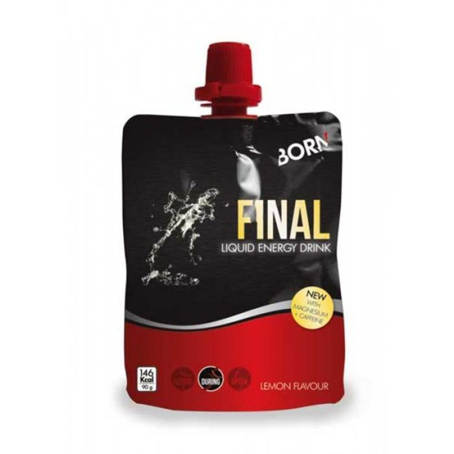 Born Final Liquid Energy Drink (90ml) Lemon