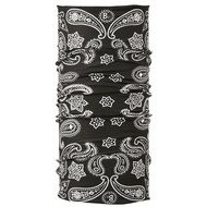 Buff Buff Original Printed Cashmere Black