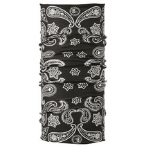 Buff Original Printed Cashmere Black