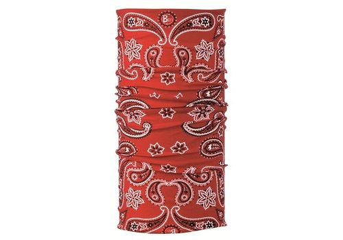 Buff Original Printed Cashmere Red