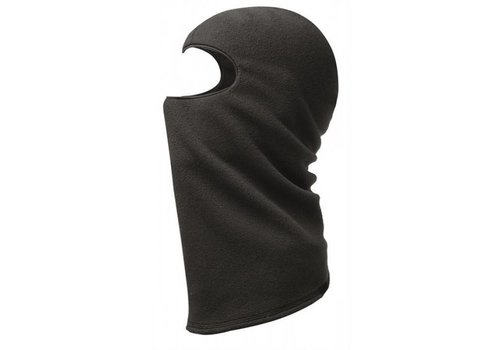 Buff Polar Balaclava Black