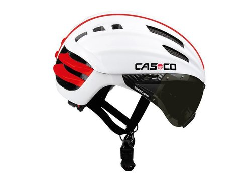 Casco SpeedAiro Wit