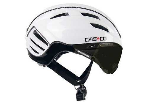 Casco SPEEDster TC Plus Wit
