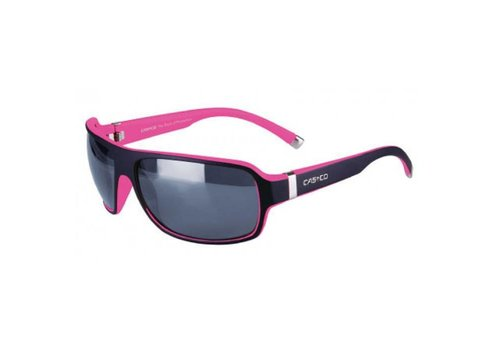 Casco SX61 Bicolor Zonnebril Zwart-Roze