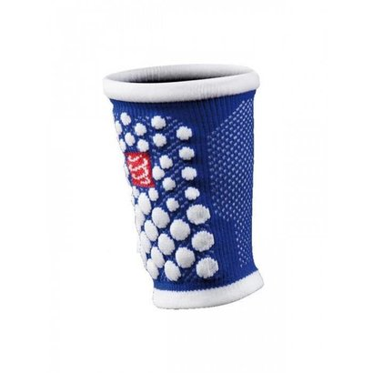 Compressport Compressport 3D Zweetband Blauw
