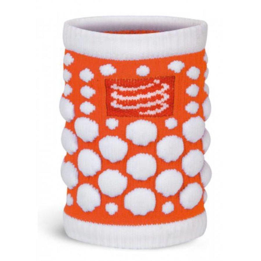 Compressport 3D Zweetband Oranje