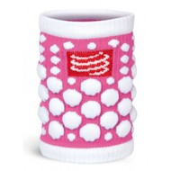 Compressport Compressport 3D Zweetband Roze