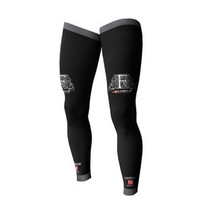 Compressport Full Legs Zwart