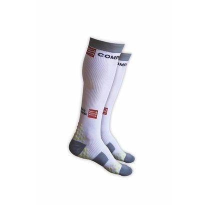 Compressport Compressport Full Socks Wit 3D. DOT