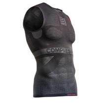 Compressport ON/OFF Multisport ondershirt zonder mouwen Grijs