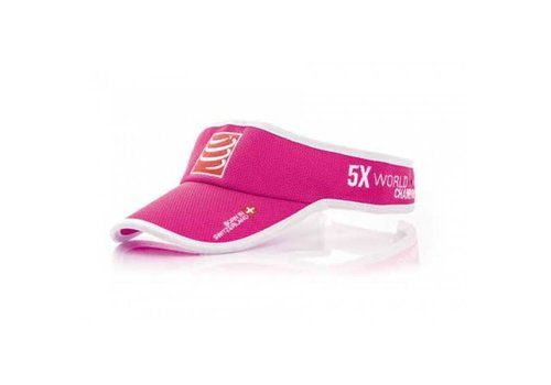 Compressport Visorcap Roze