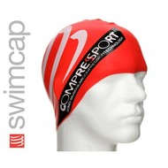 Compressport Compressport Zwemcap Rood