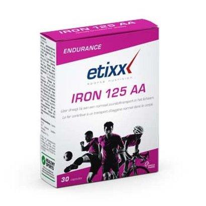Etixx Etixx Iron AA Chelaat 125 30tabs