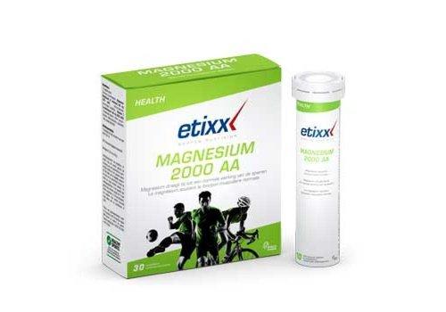 Etixx Magnesium 2000 AAA (30bruistablet)