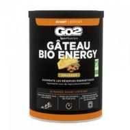 GO2 GO2 Bio Energie Cake (400gr) Amandel (THT:30-09-2017)
