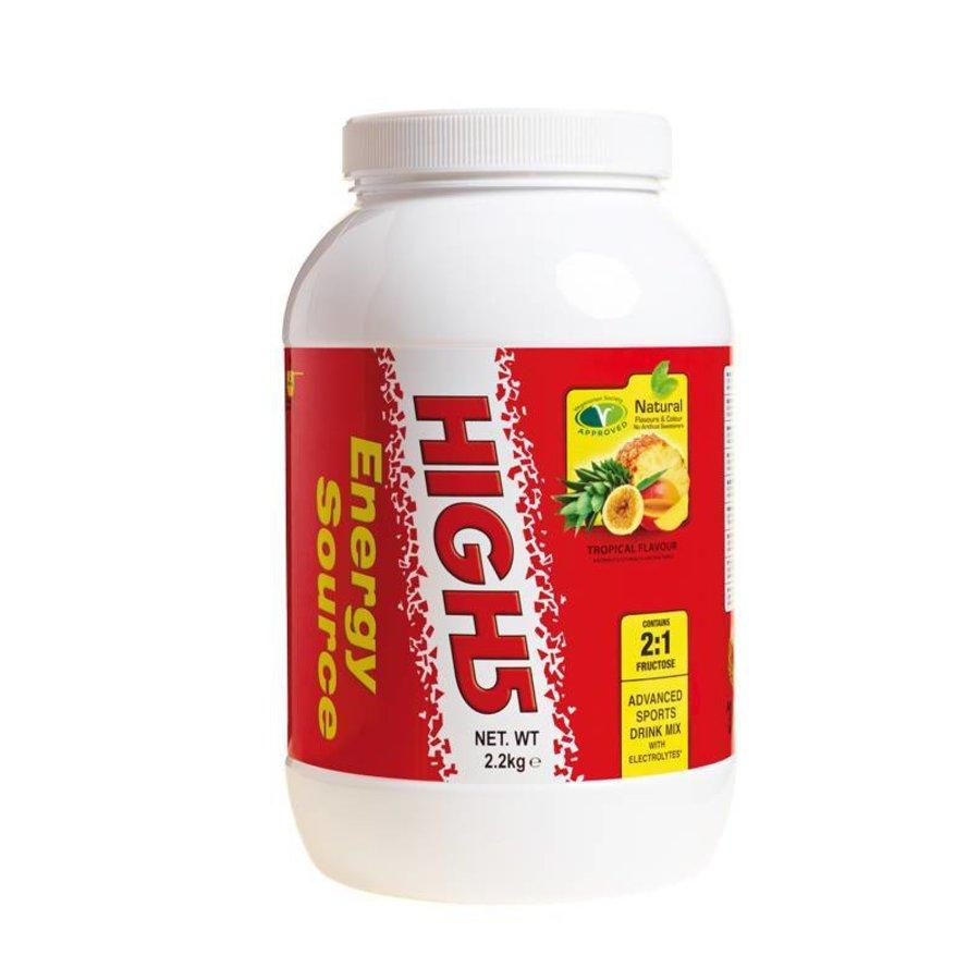 High5 2:1 Energy Source (2,2kg) Sportdrank