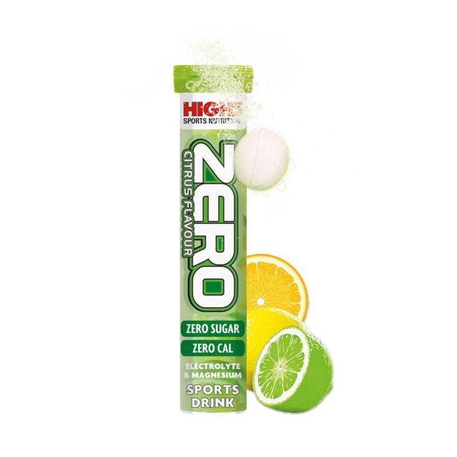 High5 ZERO Hydratatie Electrolyten Drank (20 tabs)