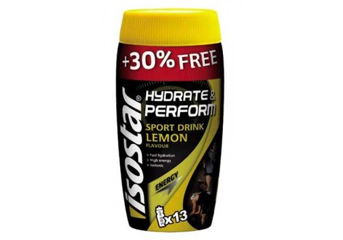 Isostar Hydrate and Perform (560gr)