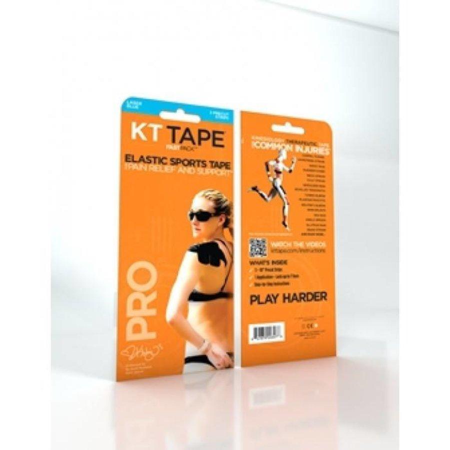 KT Tape PRO Blauw Fastpack
