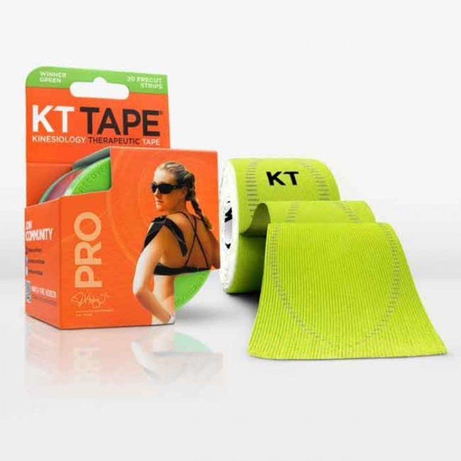 KT Tape PRO Groen 5m Precut-1