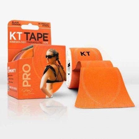 KT Tape KT Tape PRO Oranje 5m Precut
