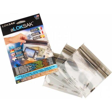 Loksak Loksak 12x10,2 Plastic beschermhoes